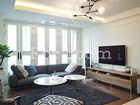 Apartment Home interior design. designed by For'room
