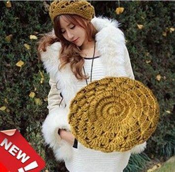 $5.95 (Buy here: https://alitems.com/g/1e8d114494ebda23ff8b16525dc3e8/?i=5&ulp=https%3A%2F%2Fwww.aliexpress.com%2Fitem%2F2013-Autumn-and-winter-freeshipping-beret-Wool-knitted-fashion-cap-Women-fashion-accessories%2F1354050959.html ) 2013 Autumn and winter freeshipping beret Wool knitted fashion cap Women fashion accessories for just $5.95