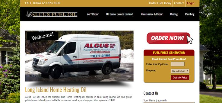 Alcus Fuel Oil Inc. is the leading home heating oil delivery company Long Island. Reliable and knowledgeable experts are waiting to take your call. With the best prices around, Alcus Fuel Oil has been serving Long Island customers for decades.