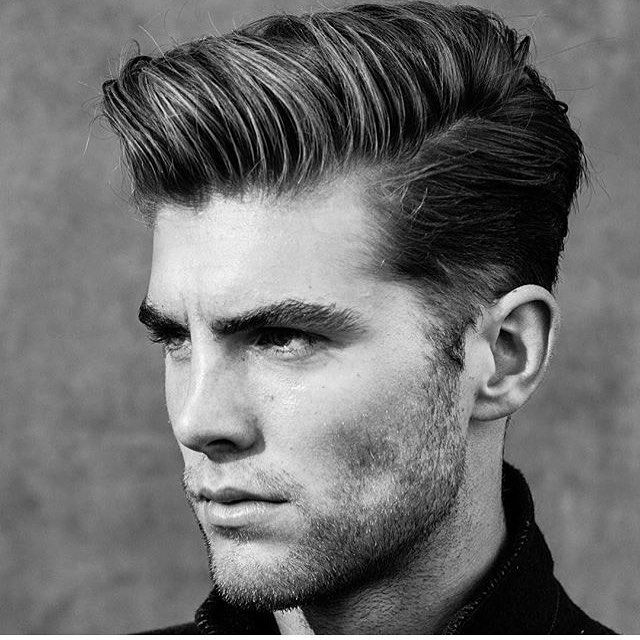 Outstanding 1000 Ideas About Men39S Hairstyles On Pinterest Pompadour Hairstyles For Men Maxibearus