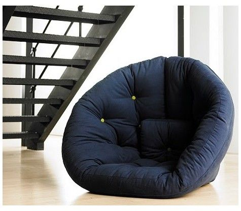 les 25 meilleures id es de la cat gorie pouf poire lit sur. Black Bedroom Furniture Sets. Home Design Ideas