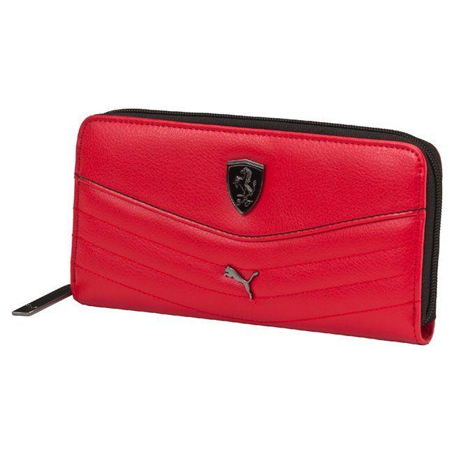 PUMA Ferrari LS Wallet F dámská peněženka