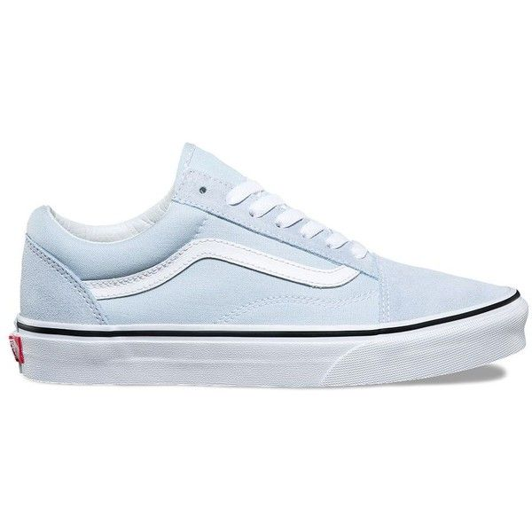 Vans Old Skool ($60) ❤ liked on Polyvore featuring shoes, sneakers, lace up shoes, toe cap skate shoes, low profile sneakers, cap toe shoes and skate shoes