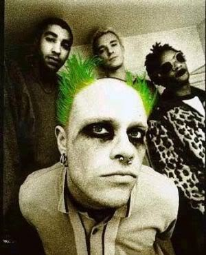 The Prodigy won the award for Best Dance Video and the award for Breakthrough Video for their song Smack My Bitch Up at the VMA's 1998.