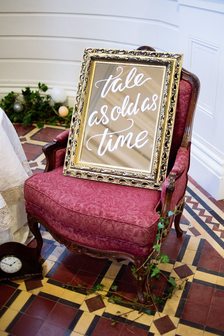 Mirror Calligraphy Sign Beauty And The Beast Wedding Ideas https://sophiecarefull.co.uk/