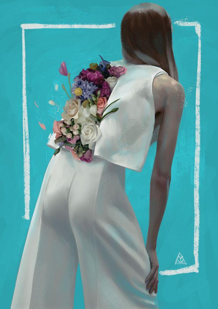 illustrazioni-surreali-dipinti-digitali-donne-natura-aykut-aydogdu-4