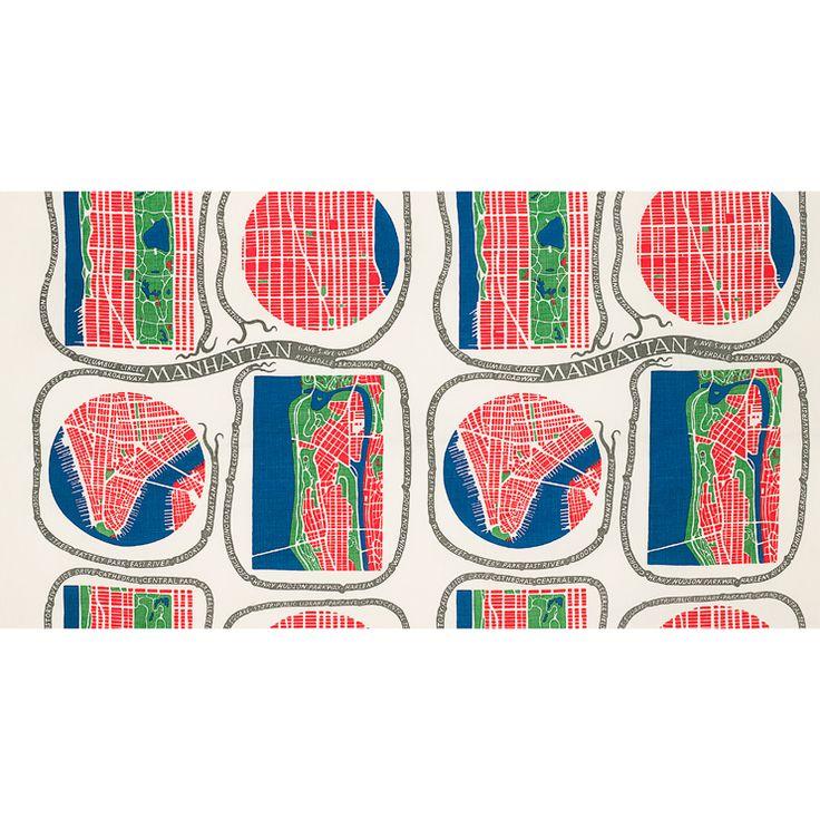 Textil Manhattan 315 Lin | Svenskt Tenn