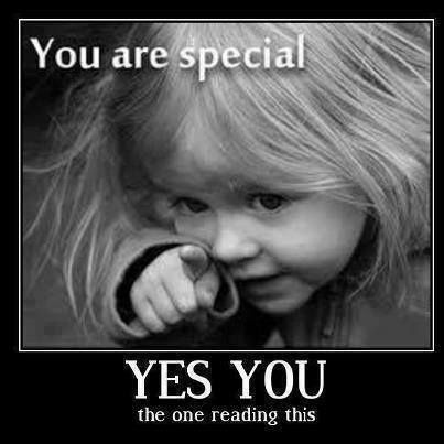 You Are Special Pictures, Photos, and Images for Facebook, Tumblr, Pinterest, and Twitter