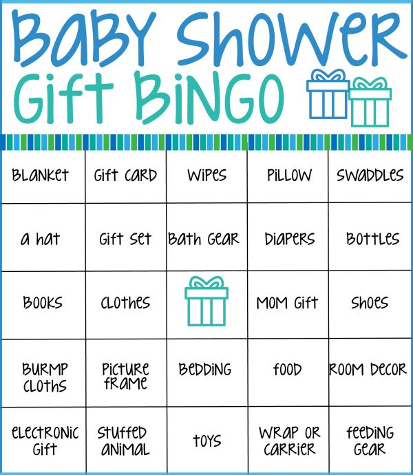 Make your next baby shower memorable with these free ...