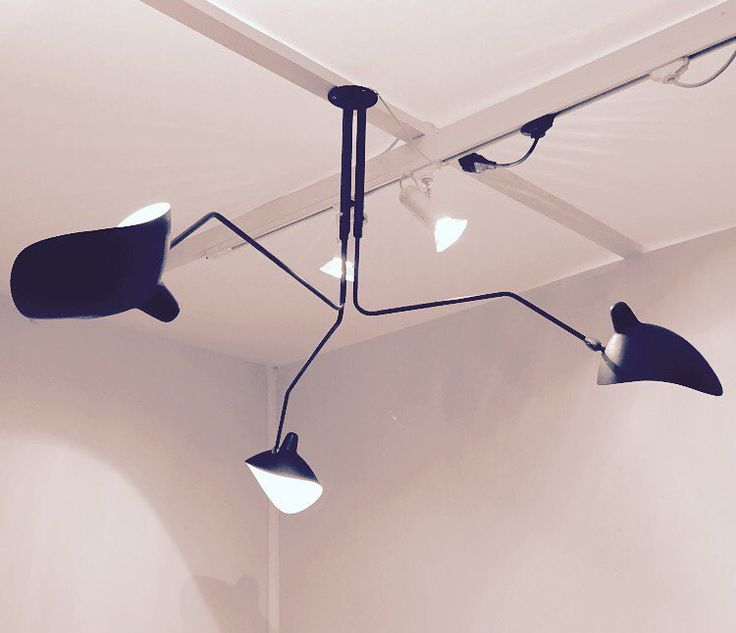 245 best images about serge mouille lighting on pinterest ceiling lamps floor lamps and tripod - Serge mouille three arm floor lamp ...