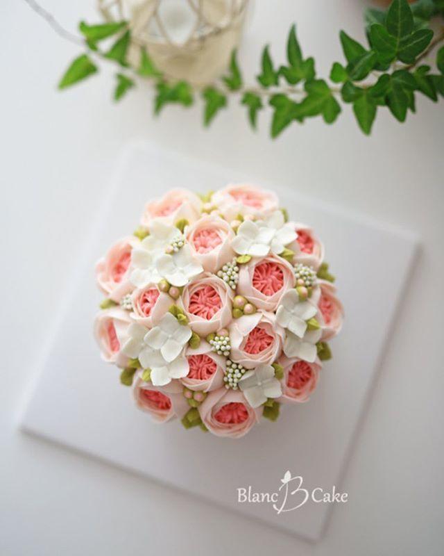 Blanc b cake