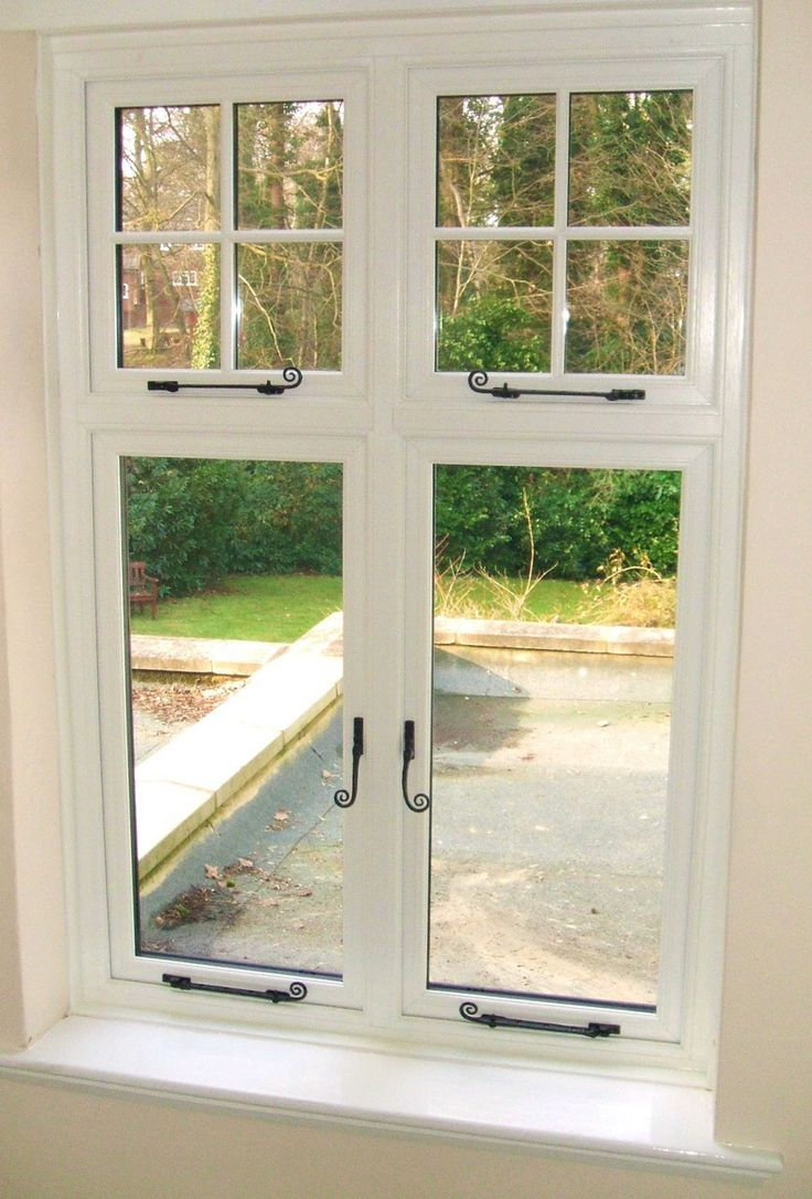 Cottage Style UPVC Windows | Gardinia UPVC Windows & Double Glazing