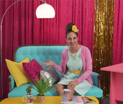 Suzelle DIY: How to make over your sofa. Tired of your tired-looking sofa? Here's how to give it a new lease of life!