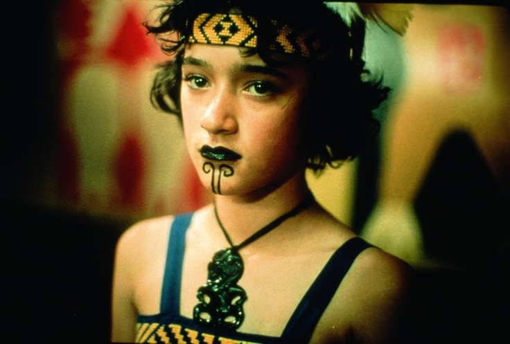 Whale Rider used to be my favorite movie :)
