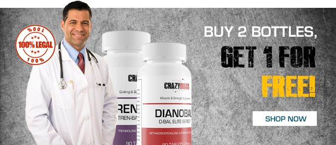 #CrazyMass is a leading manufacturer and supplier of RX-grade, hardcore supplements and legal steroids! http://crazymass-review.com/