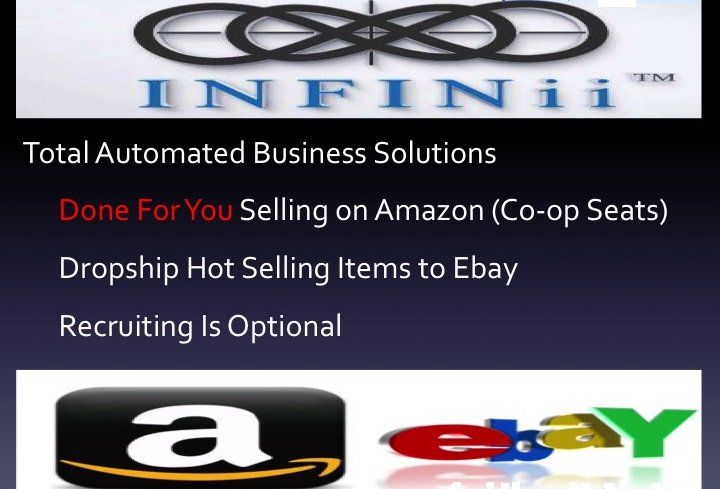 Το ηλεκτρονικό εμπόριο πάει μπροστά. Εσύ θα μείνεις πίσω;  Πωλήσεις από το Amazon στο eBay χωρίς stock δικών σου προ'ι'όντων. #eCommerce #INFINii #Greece #Cyprus #eBay #Amazon #Dropshipping #Automation #EndlessPossibilities #Goals