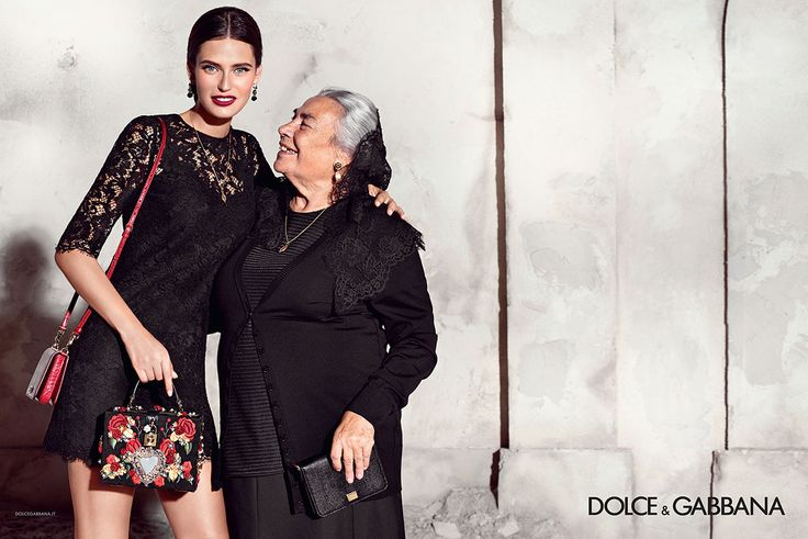 Dolce&Gabbana Summer 2015 Women's Advertising Campaign.