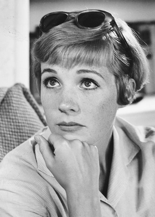 I'm not kind, I'm vicious. It's the secret of my charm.-Julie Andrews