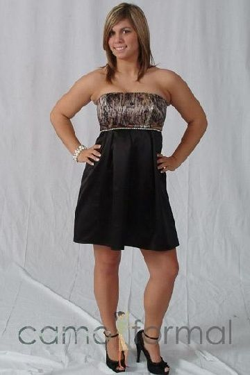 haha I think my bridesmaids would kill me if I picked this for a dress