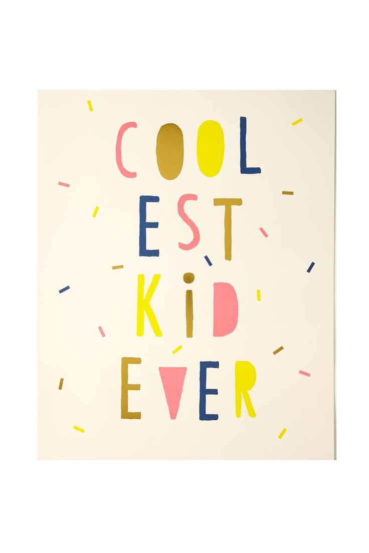 40cm x 50cm Wall Art - Frame it, lean it or stick it up. No more excuses for blank walls, our wall art means everyone can add a splash of colour to their room!