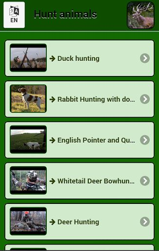 Hunt animals free offers totally free every video game shotgun, rifle or hunting dogs. <br>This app contains videos: <br>• Deer Hunting <br>• Hunting boar <br>• Dove Hunting <br>• Rabbit hunting <br>• Hunting hare <br>• Partridge Hunting <br>• Waterfowl H http://riflescopescenter.com/category/bsa-riflescope-reviews/