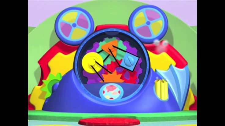 5 x Mickey Mouse Clubhouse Hot Dog song - in HD!   The kids love this happy little ditty...I do too ;-)