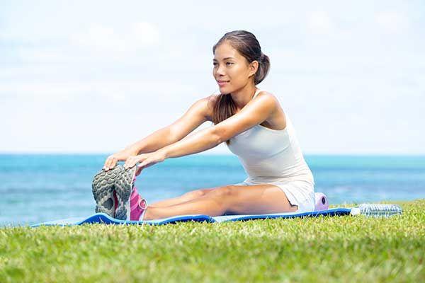 Exercícios matinais fazem bem. Crédito da foto: Shutterstock.
