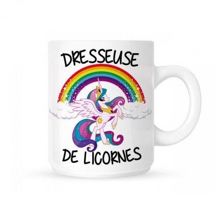 Mug Dresseuse de Licornes