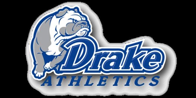 Primary Logo Mark for Drake University Bulldogs Athletics