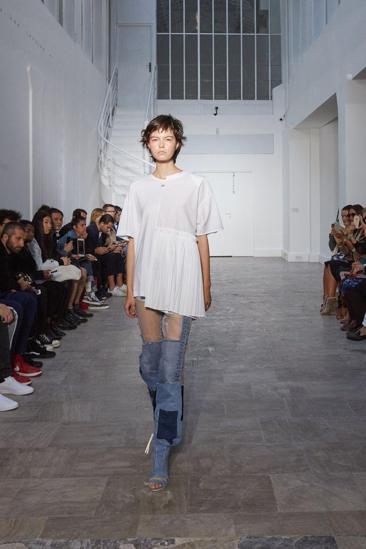 Off-White Spring 2016 Ready-to-Wear Fashion Show