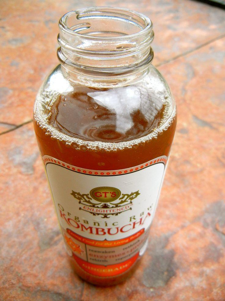 how to make kombucha sourdough starter