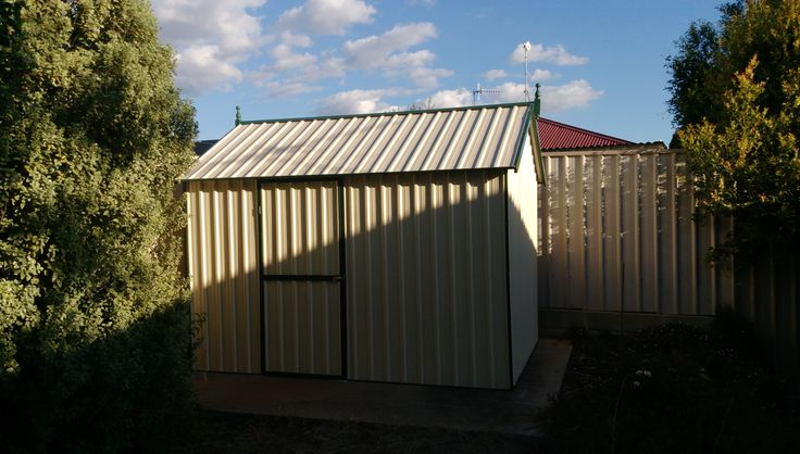 Federation shed