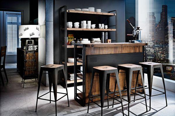 25 beste idee n over donkere meubels op pinterest donkere meubels slaapkamer en grijze - Kleur muur volwassene kamer ...
