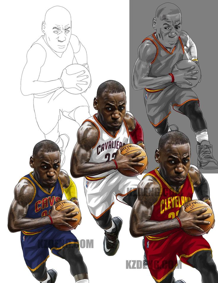 2016 NBA CHAMPIONS on Behance