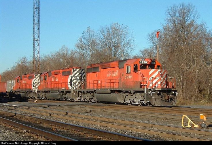 RailPictures.Net Photo: CP 5990 Canadian Pacific Railway EMD SD40-2 at King of Prussia, Pennsylvania by Lee J. King