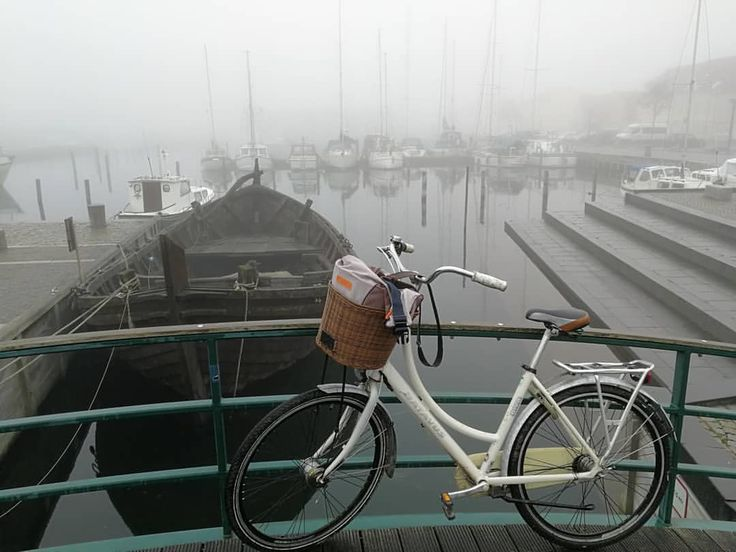 """Gefällt 49 Mal, 3 Kommentare - Krisandthebike (@krisandthebike) auf Instagram: """"When you venture in the fog, you might stumble over something peculiar."""""""