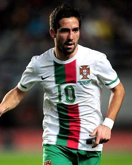 Joao Moutinho | Joao Moutinho - Euro 2012, 10 to watch at finals in Poland and Ukraine ...