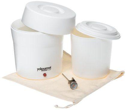 Yogurt MachineRecommendations - Lexie's Kitchen | Gluten-Free Dairy-Free Egg-Free -