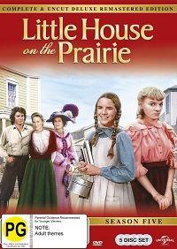 Little House on the Prairie Season Five