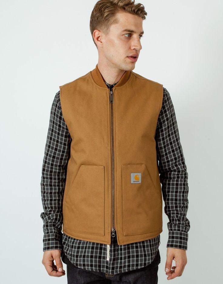 Carhartt Workwear Vest | The Idle Man 125