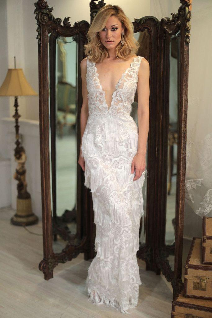 Sarah Jassir Bridal Fall 2018