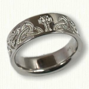 29 best Custom Celtic Religious Inspired Wedding Bands images on