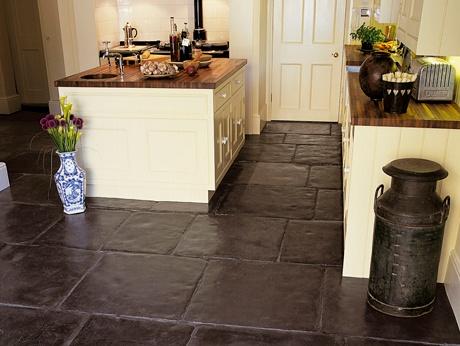 Celtic Replica Clic Flagstone Floor I Love This