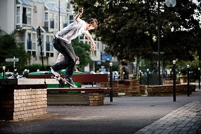 Nick Jensen | Backside Smith | Paris 2011