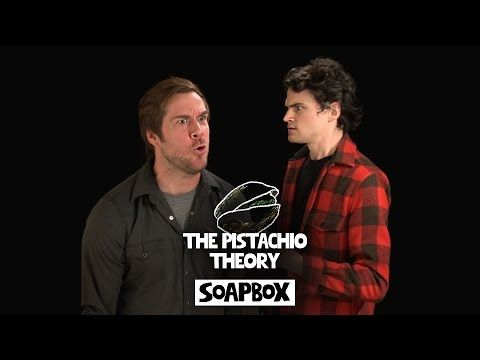 The Pistachio Theory. Happiness vs convenience. Soapbox by Julian Smith