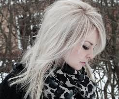 mørkt hår med grå striber - Google-søgning