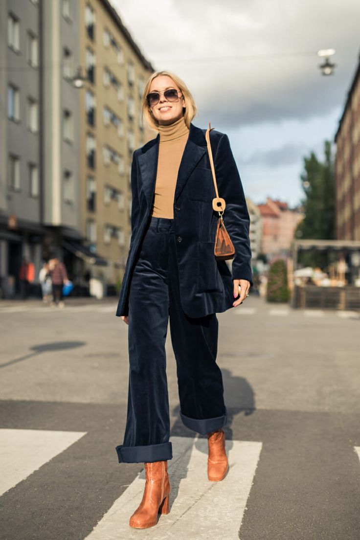 Incredibly Some of the Best Stockholm Street Style Looks From Fashion Week