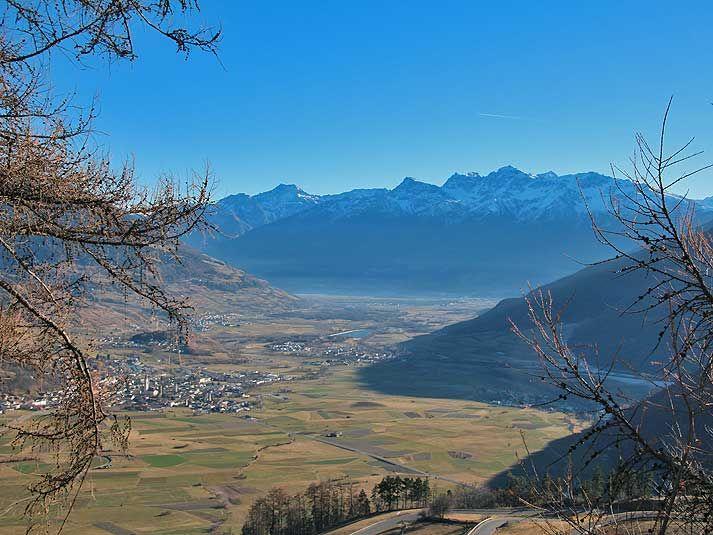 Die 10 schönsten Sehenswürdigkeiten im Vinschgau