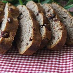 Cranberry Pignoli Nut Bread Allrecipes.com
