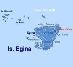 Aigina or Egina island